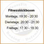 Fitnesskickboxen
