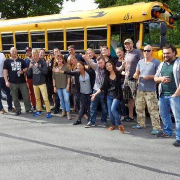 Kaffeefahrt mit dem Partybus oder 2 Jähriges Jubiläum vom RumbleClub!!!